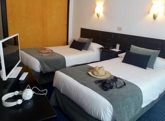 Habitación Estándard Hotel Miramar