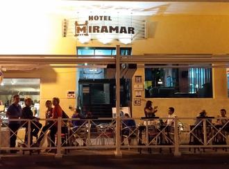 Terraza Hotel Miramar